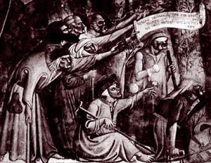 mendicanti-medievali
